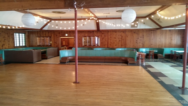 The Ballroom at the Fry's Spring Beach Club