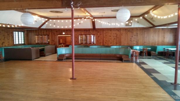 The Ballroom at the Fry's Spring Beach Club