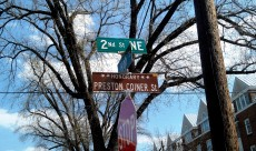 The inconsistency in city street signs bothers me.