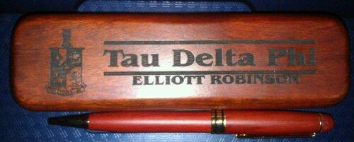 Tau Delta Pen