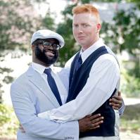 the greatest groom-best man photo ever