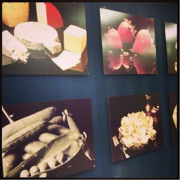 I really want the assortment of cheeses photo