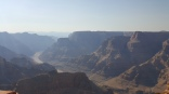 I heard that the canyon looks dramatically different from moment to moment. It really does.